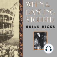 When the Dancing Stopped