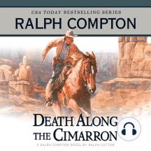 Death Along the Cimarron: A Ralph Compton Novel by Ralph Cotton