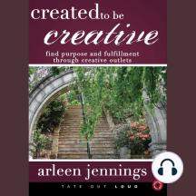Created to be Creative
