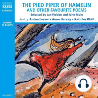 The Pied Piper, and other Favourite Poems