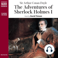 The Adventures of Sherlock Holmes – Volume I