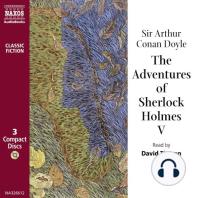 The Adventures of Sherlock Holmes – Volume V