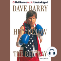 Dave Barry Hits Below the Beltway