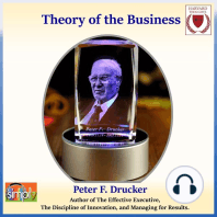 Theory of the Business