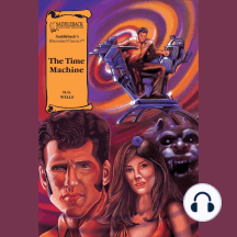 Time Machine, The (A Graphic Novel Audio): Illustrated Classics