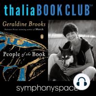 Geraldine Brooks' People of the Book