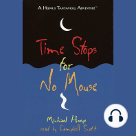 A Hermux Tantamoq Adventure, Book 1: Time Stops for No Mouse