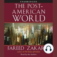 The Post-American World