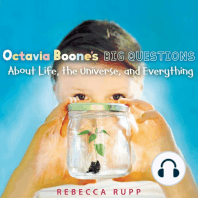 Octavia Boone's Big Questions About Life, the Universe, and Everything