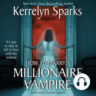 How To Marry a Millionaire Vampire