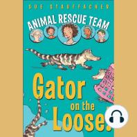 Animal Rescue Team, Book 1