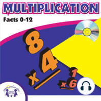 Rap with the Facts - Multiplication