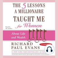 The Five Lessons a Millionaire Taught Me for Women