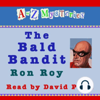 A to Z Mysteries, Book 2: The Bald Bandit