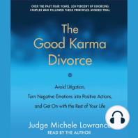 The Good Karma Divorce
