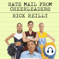 Hate Mail from Cheerleaders