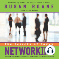 The Secrets of Savvy Networking