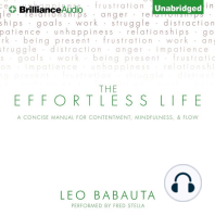 The Effortless Life