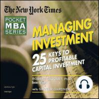 Managing Investment