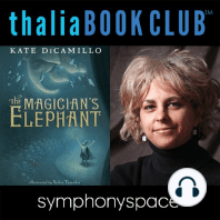 Kate DiCamillo's The Magician's Elephant