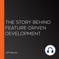 The Story Behind Feature-Driven Development