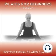 Pilates for beginners Class 1
