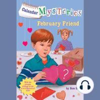 Calendar Mysteries, Book 2