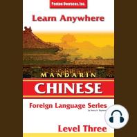 Mandarin Chinese Level 3