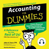 Accounting for Dummies 3rd Ed.