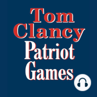 Patriot Games: A Jack Ryan Novel, Book 2