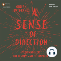A Sense of Direction: Pilgrimage for the Restless and the Hopeful