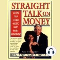 Straight Talk on Money