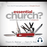 Essential Church?