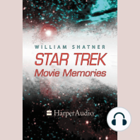 Star Trek Movie Memories