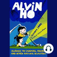Alvin Ho, Book 2
