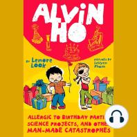 Alvin Ho, Book 3
