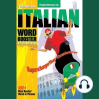Italian/English Level 1