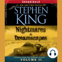 Nightmares & Dreamscapes, Volume II