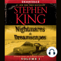 Nightmares & Dreamscapes, Volume I