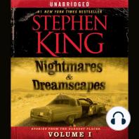 Nightmares & Dreamscapes, Volume I