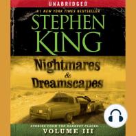 Nightmares & Dreamscapes, Volume III