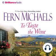 To Taste the Wine