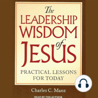 The Leadership Wisdom of Jesus