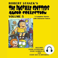 Bugville Critters Audio Collection 5