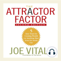 Attractor Factor, The: Second Edition: 5 Easy Steps for Creating Wealth (or Anything Else) from the Inside Out