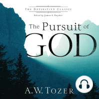 The Pursuit of God (The Definitive Classic)