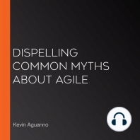 Dispelling Common Myths About Agile
