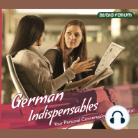 German Indispensables