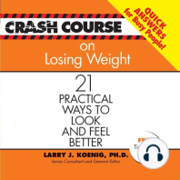 Crash Course on Losing Weight