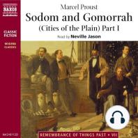 Sodom and Gomorrah – Part I